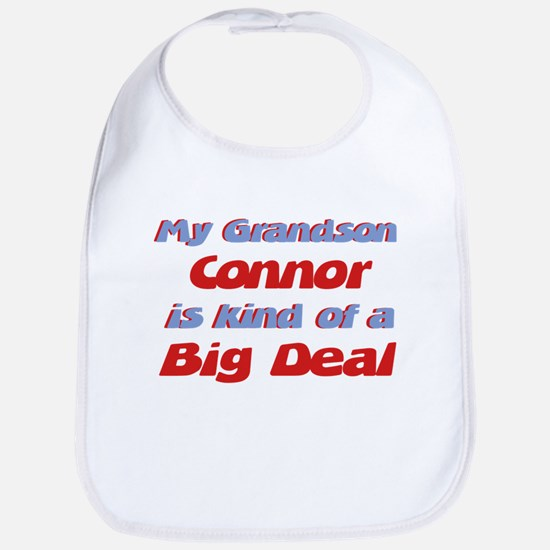 Grandson Connor - Big Deal Bib