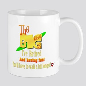 The Big Deal News. Mug