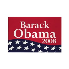 Barack Obama 2008 Magnet (100 pack)