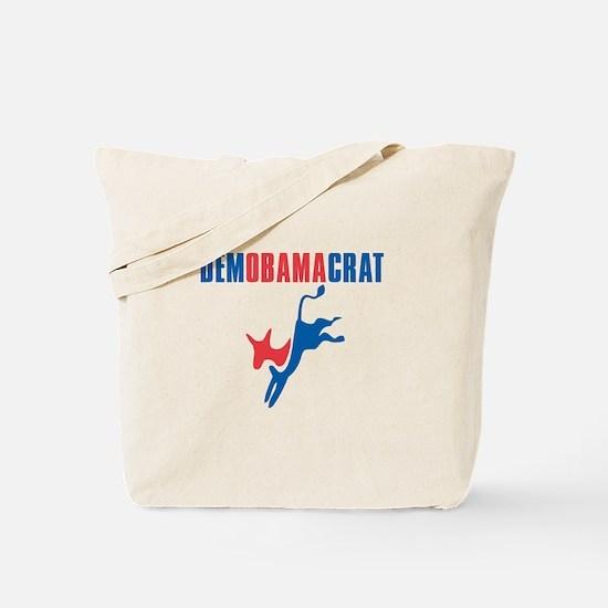 Democratic President Barack Obama Tote Bag