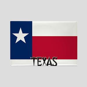 Texas Flag Rectangle Magnet