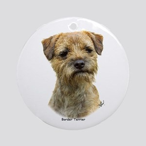 Border Terrier 9A21D-19 Ornament (Round)