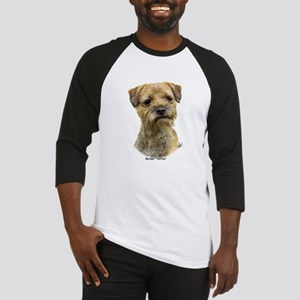 Border Terrier 9A21D-19 Baseball Jersey