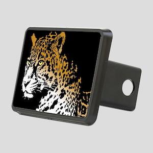 Jaguar Rectangular Hitch Cover