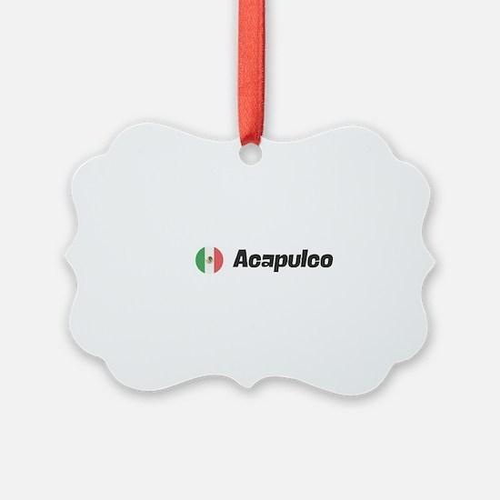 Acapulco Ornament