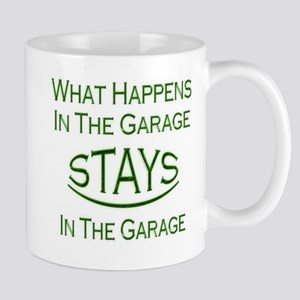Stays In Garage Mug