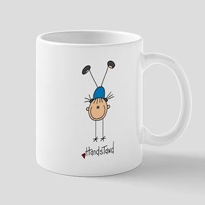 Gymnastics Handstand Mug