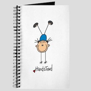 Gymnastics Handstand Journal