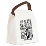 Community Life Canvas Lunch Bag