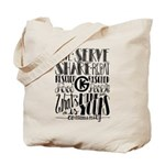 Community Life Tote Bag