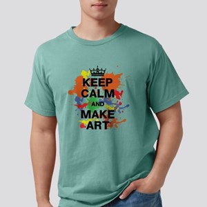 Keep Calm and Make Ar T-Shirt