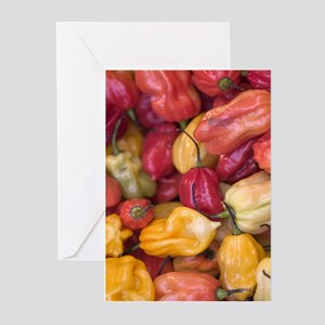 Hot Stuff/Peppercorns Greeting Cards (Pk of 10