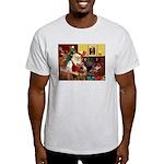 Santas Airedale Light T-Shirt