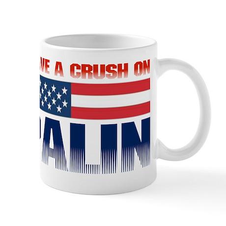 Crush on Palin Mug