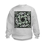 Celtic Stepping Stone Kids Sweatshirt