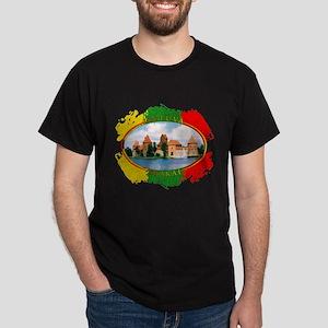 Lietuva - Trakai Dark T-Shirt