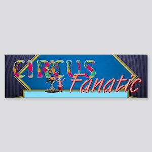 Circus Fan Sticker (Bumper)