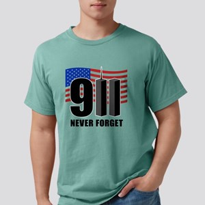9-11 Never Forge T-Shirt