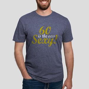 60 is the new Sexy Women's Dark T-Shirt