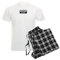 Inked Radio Pajamas
