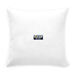 Inked Radio Everyday Pillow