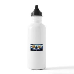 Inked Radio Water Bottle