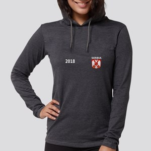Serbia Soccer shirt Team Russi Long Sleeve T-Shirt