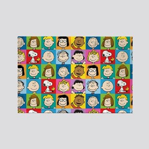 Peanuts Back to School Rectangle Magnet