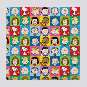 Peanuts Back to School Tile Coaster