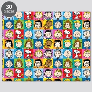 Peanuts Back to School Puzzle