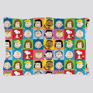 Peanuts Back to School Pillow Case