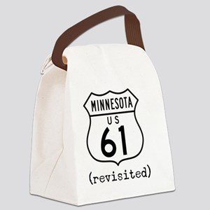 61 Revisited Canvas Lunch Bag