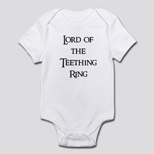 Lord of the Teething Ring Infant Bodysuit