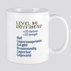 Lvl 80 BF Mug