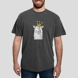 Llama Lama Alpaca Llama Queen T-Shirt