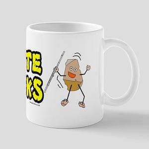 Flute Rocks Mug