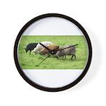 Schoonover Farm Wall Clock