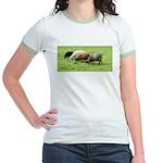 Schoonover Farm Jr. Ringer T-Shirt