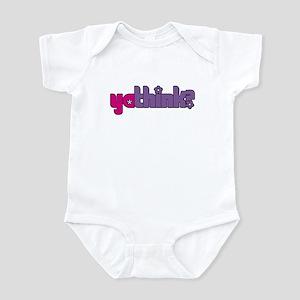 yathink? Infant Bodysuit