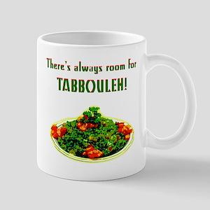 2-AlwaysRoomForTabouleh Mugs