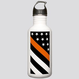 U.S. Flag: The Thin Or Stainless Water Bottle 1.0L