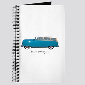 1951 Nash Wagon Journal
