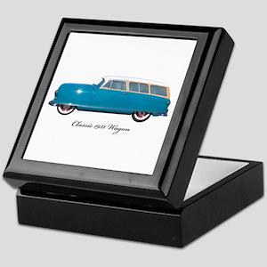 1951 Nash Wagon Keepsake Box