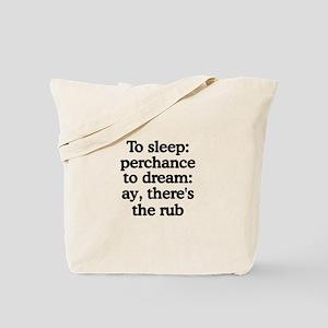 The Rub Tote Bag