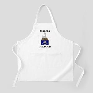 Coonass Oilman BBQ Apron