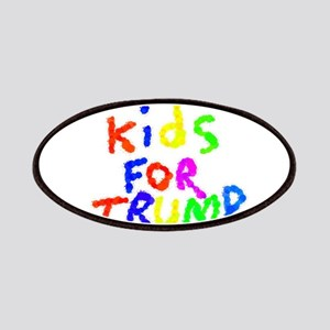 Kids For Trump Patch