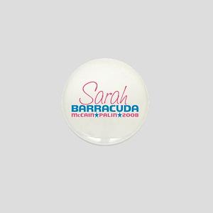 Sarah Barracuda Mini Button