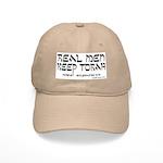 Real Men Keep Torah Khaki Cap