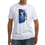Storytelling Adventures Fitted T-Shirt