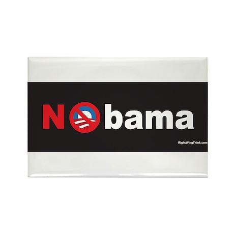 NObama Rectangle Magnet (10 pack)
